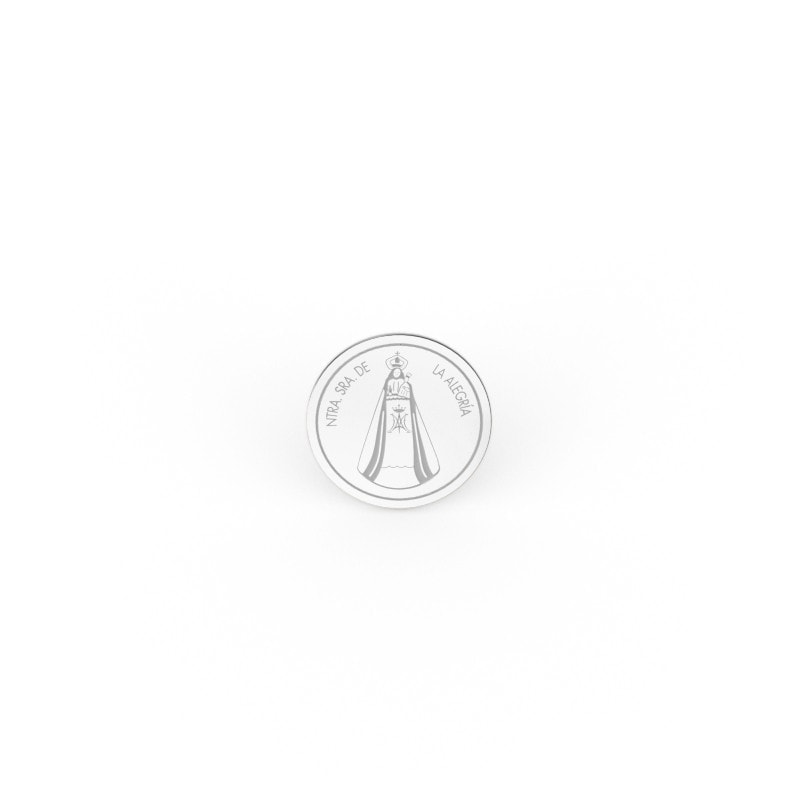 Insignia de plata