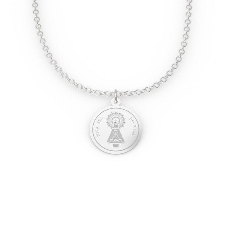 Medallita de plata